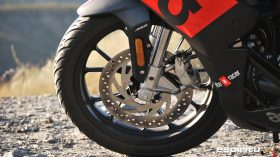 Prueba Aprilia RS 125 11