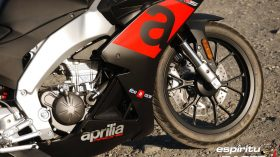 Prueba Aprilia RS 125 29