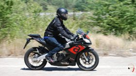 Prueba Aprilia RS 125 32
