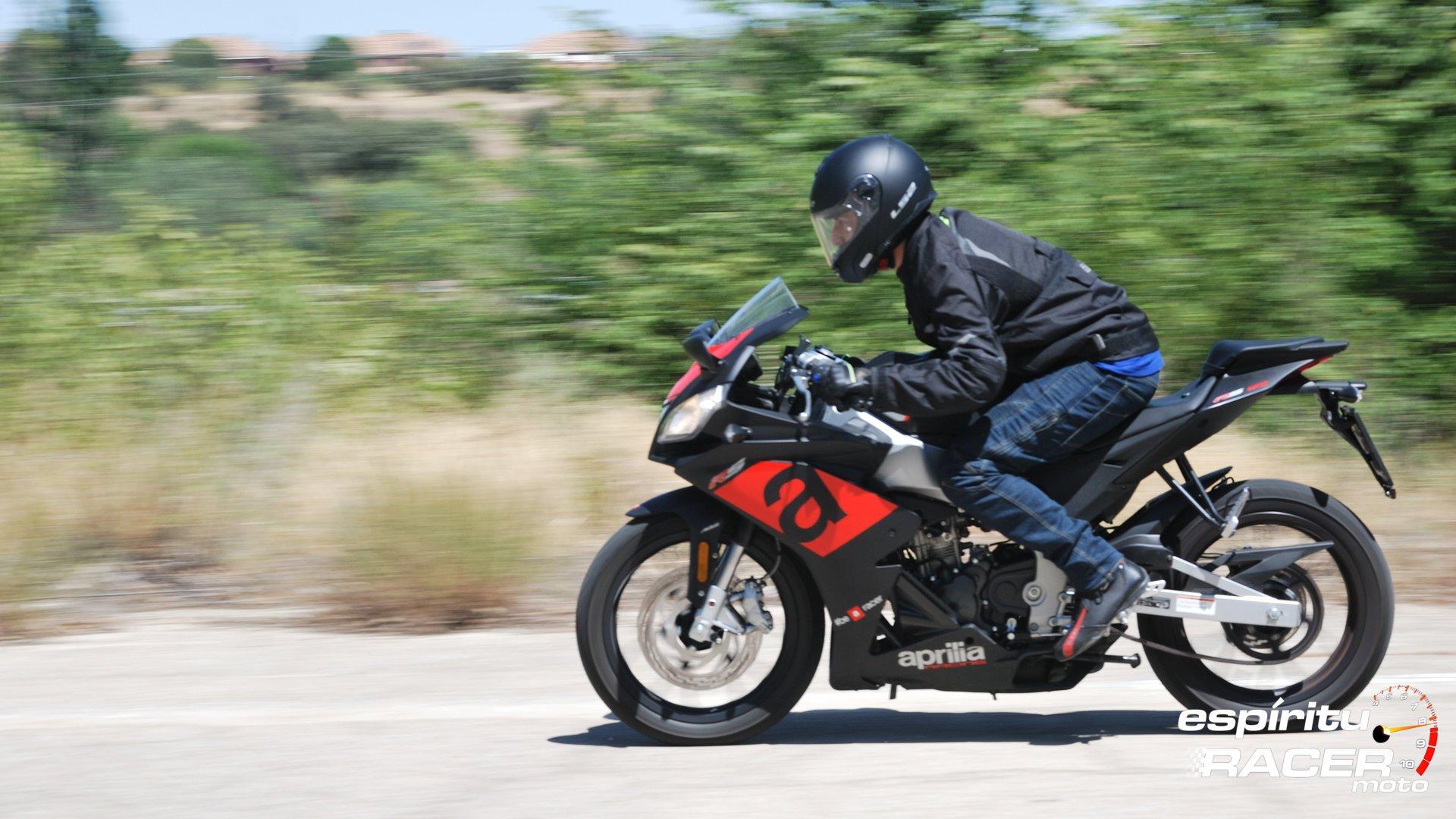 Prueba Aprilia RS 125 33