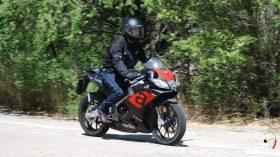 Prueba Aprilia RS 125 34