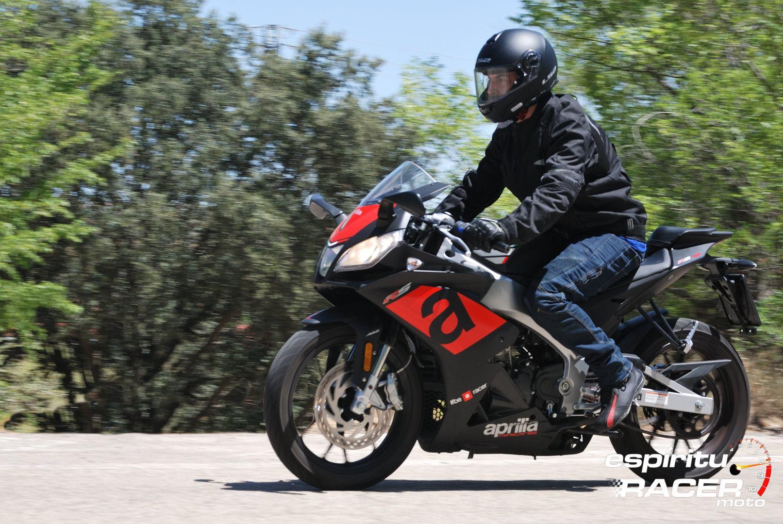 Prueba Aprilia RS 125 37