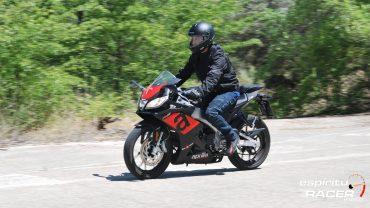 Prueba Aprilia RS 125 38