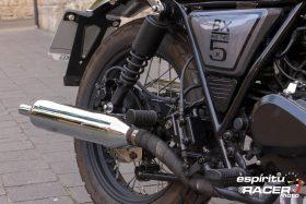 Prueba Brixton BX 125 60