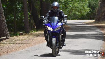 Prueba Yamaha FZ6 Fazer S2 01