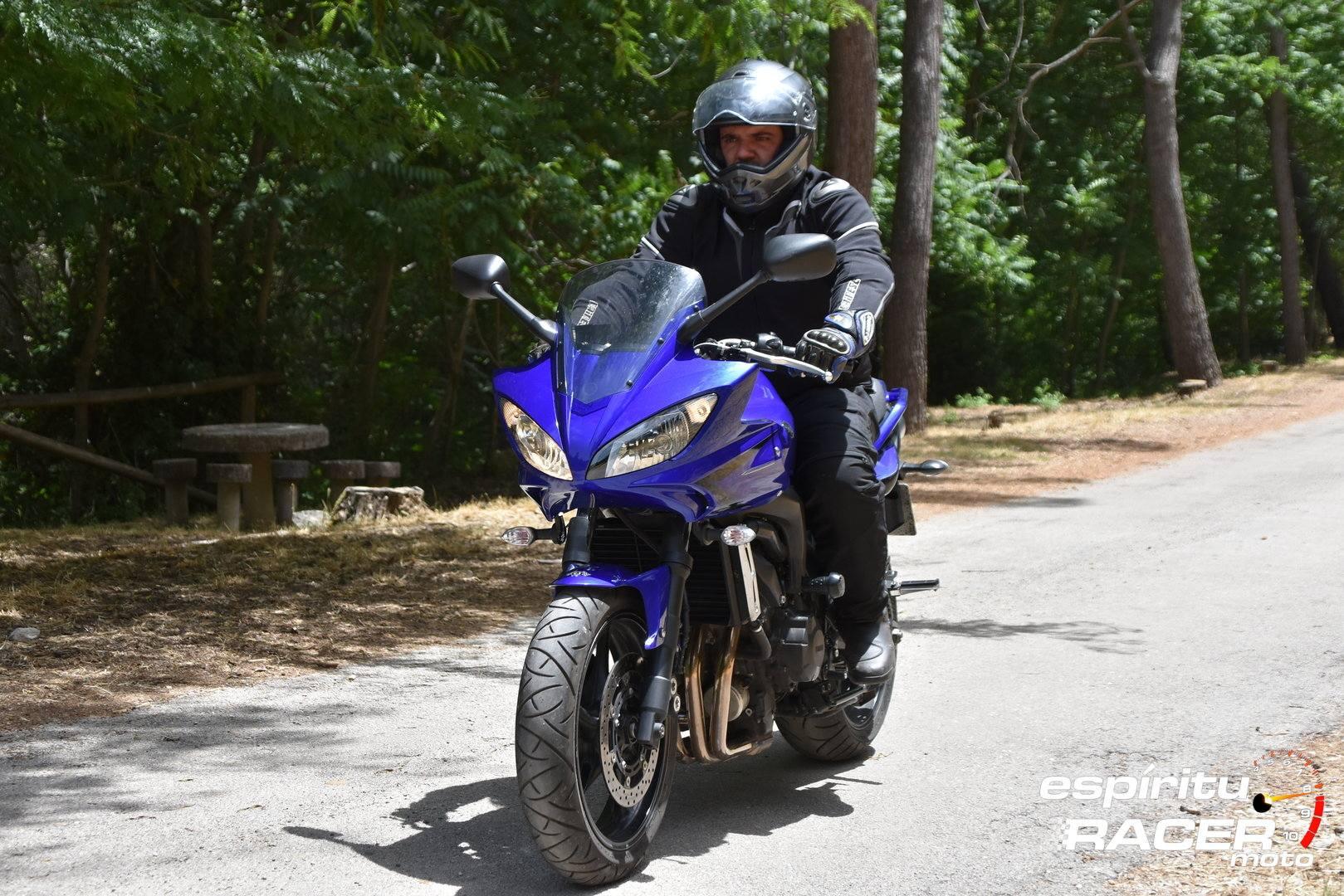 Prueba Yamaha FZ6 Fazer S2 02