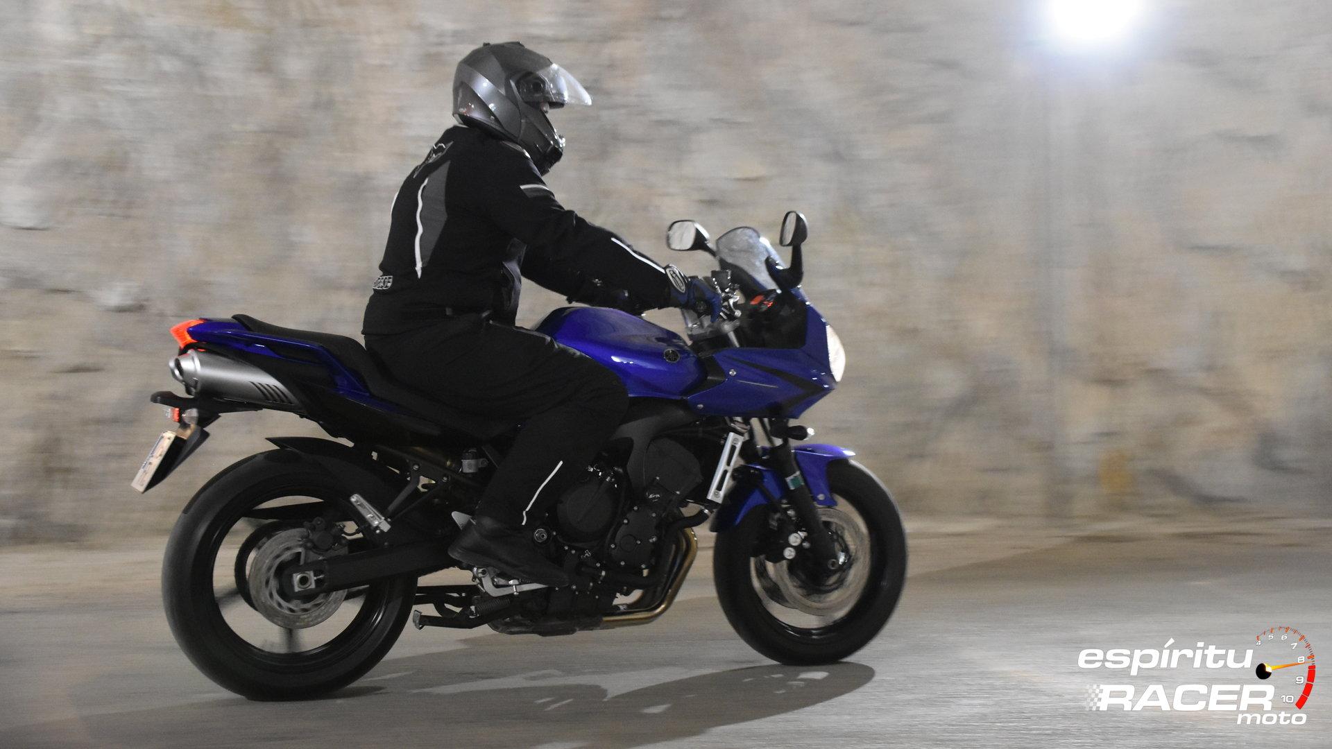 Prueba Yamaha FZ6 Fazer S2 06