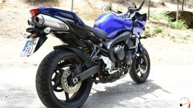 Prueba Yamaha FZ6 Fazer S2 11