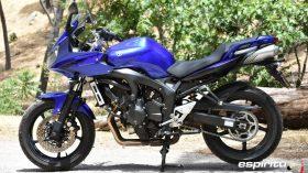Prueba Yamaha FZ6 Fazer S2 13