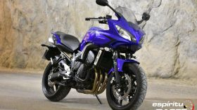 Prueba Yamaha FZ6 Fazer S2 15
