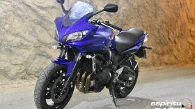 Prueba Yamaha FZ6 Fazer S2 16