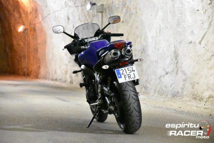 Prueba Yamaha FZ6 Fazer S2 18