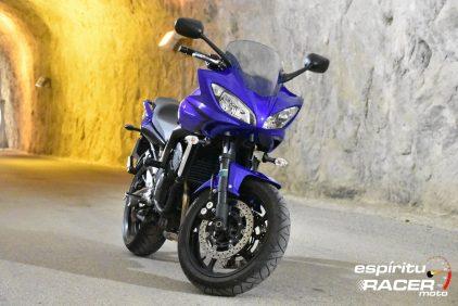 Prueba Yamaha FZ6 Fazer S2 20