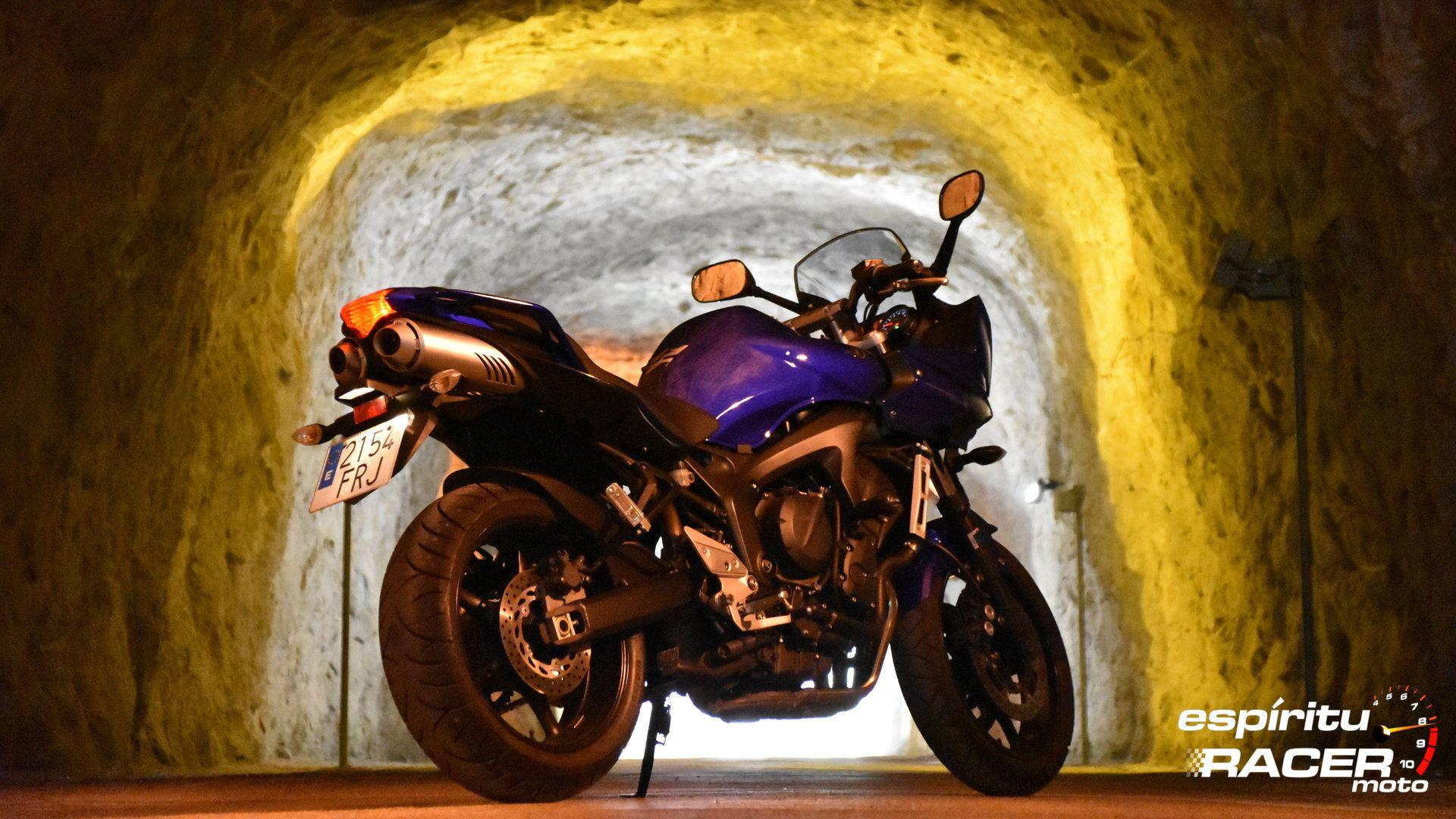 Prueba Yamaha FZ6 Fazer S2 21