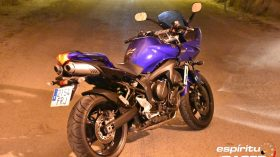 Prueba Yamaha FZ6 Fazer S2 22