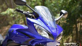 Prueba Yamaha FZ6 Fazer S2 29
