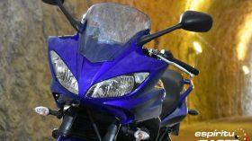 Prueba Yamaha FZ6 Fazer S2 32