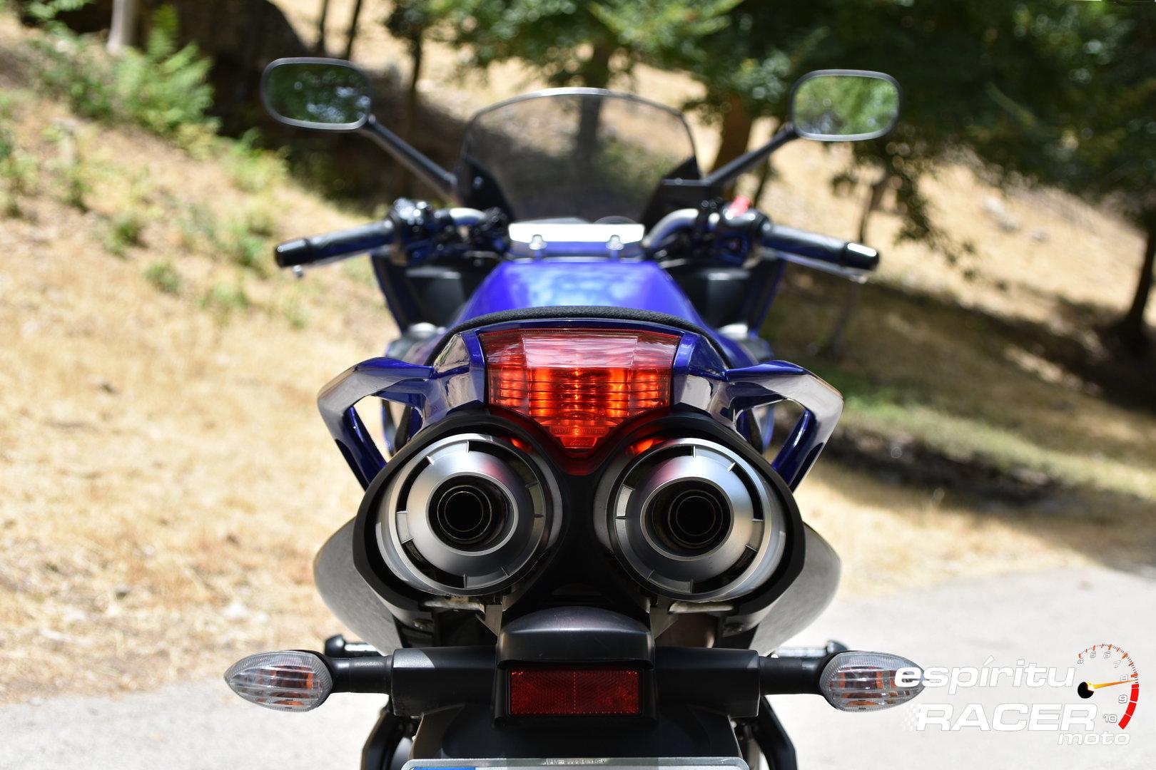 Prueba Yamaha FZ6 Fazer S2 48