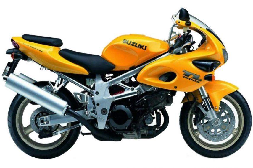 Moto del día: Suzuki TL 1000 S