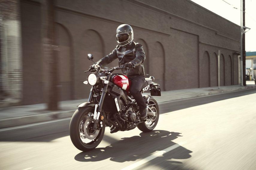 Moto del día: Yamaha XSR 900