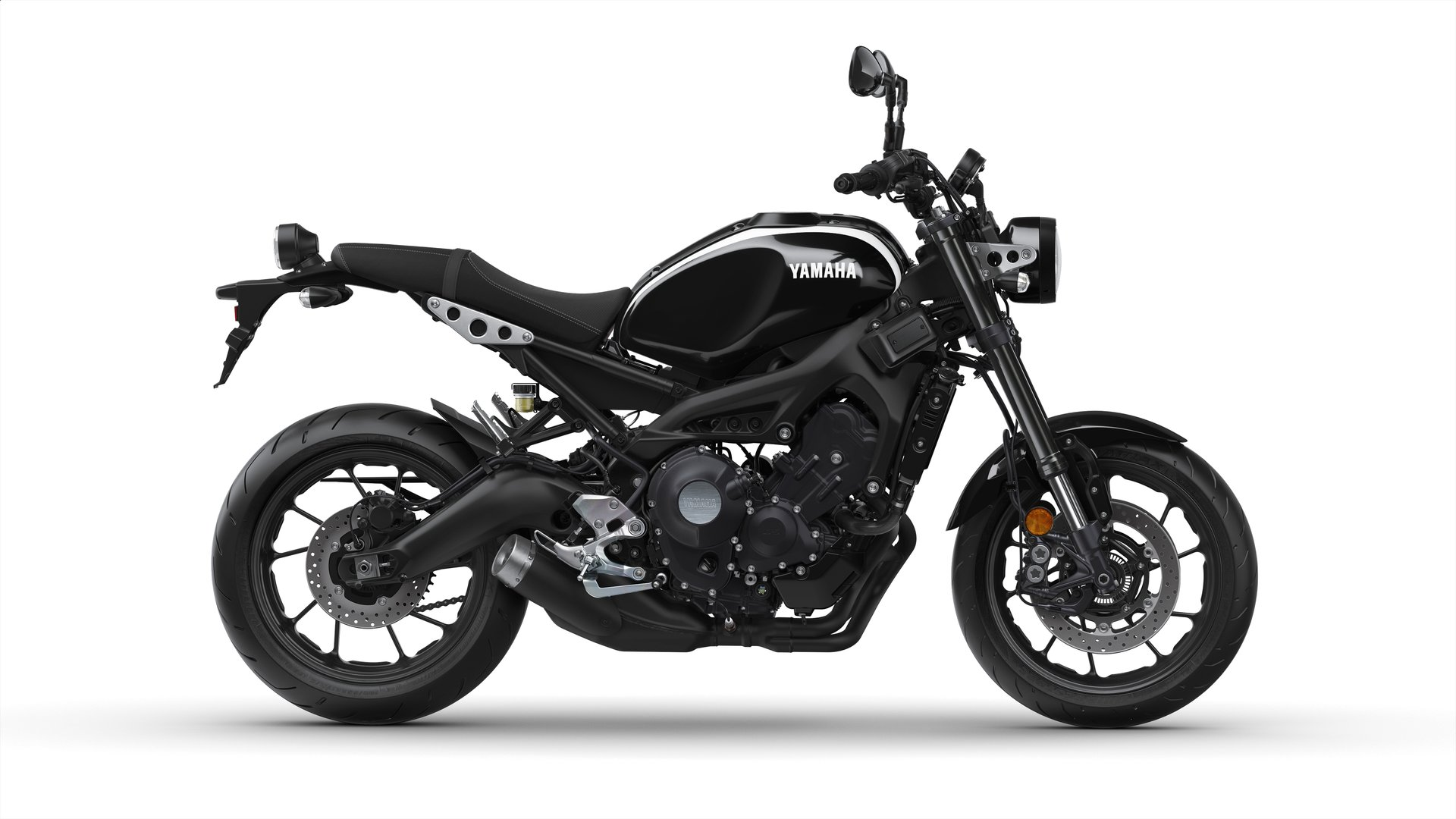 Yamaha XSR 900 tech black