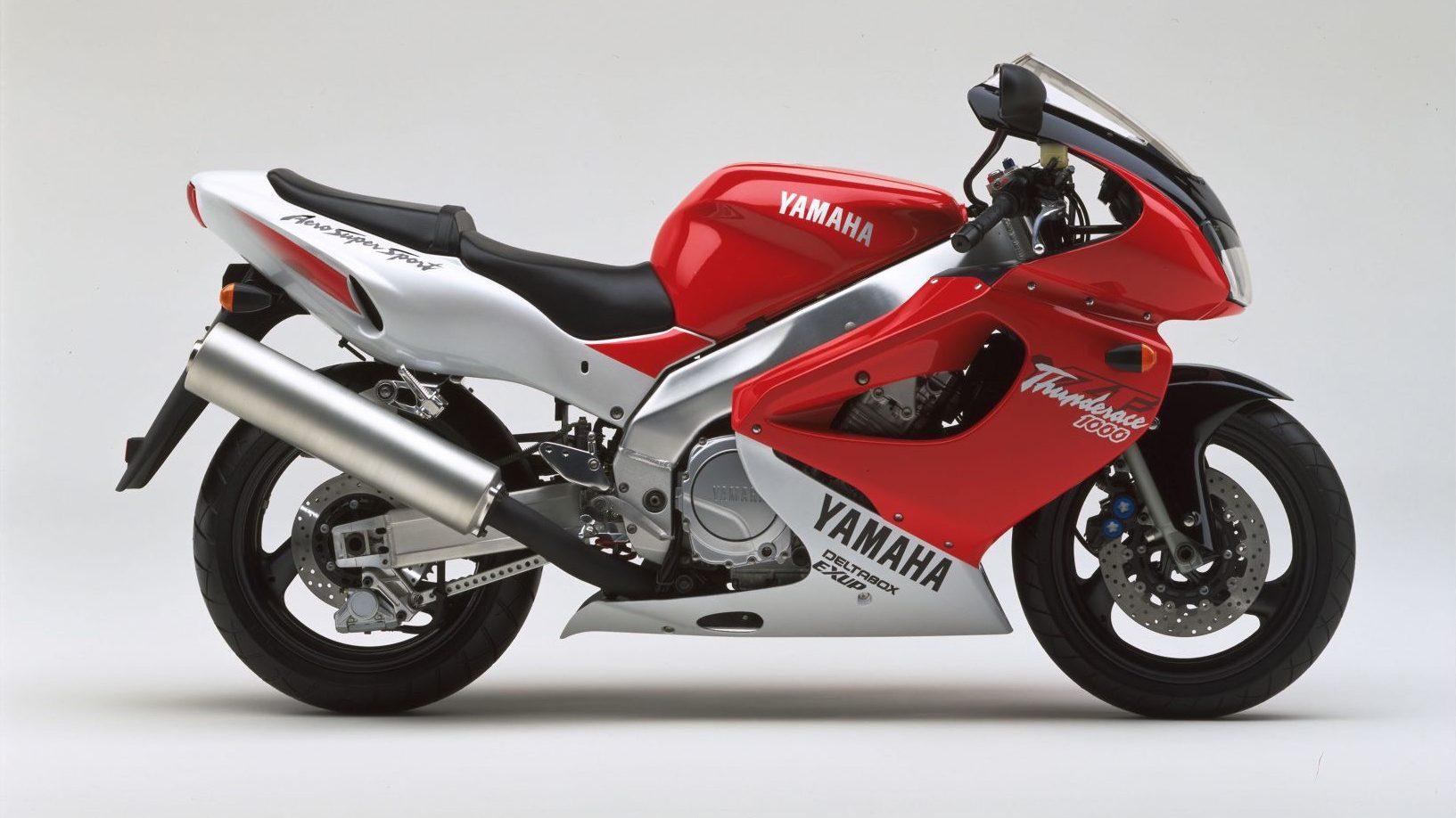 Yamaha YZF 1000R Thunderace 3