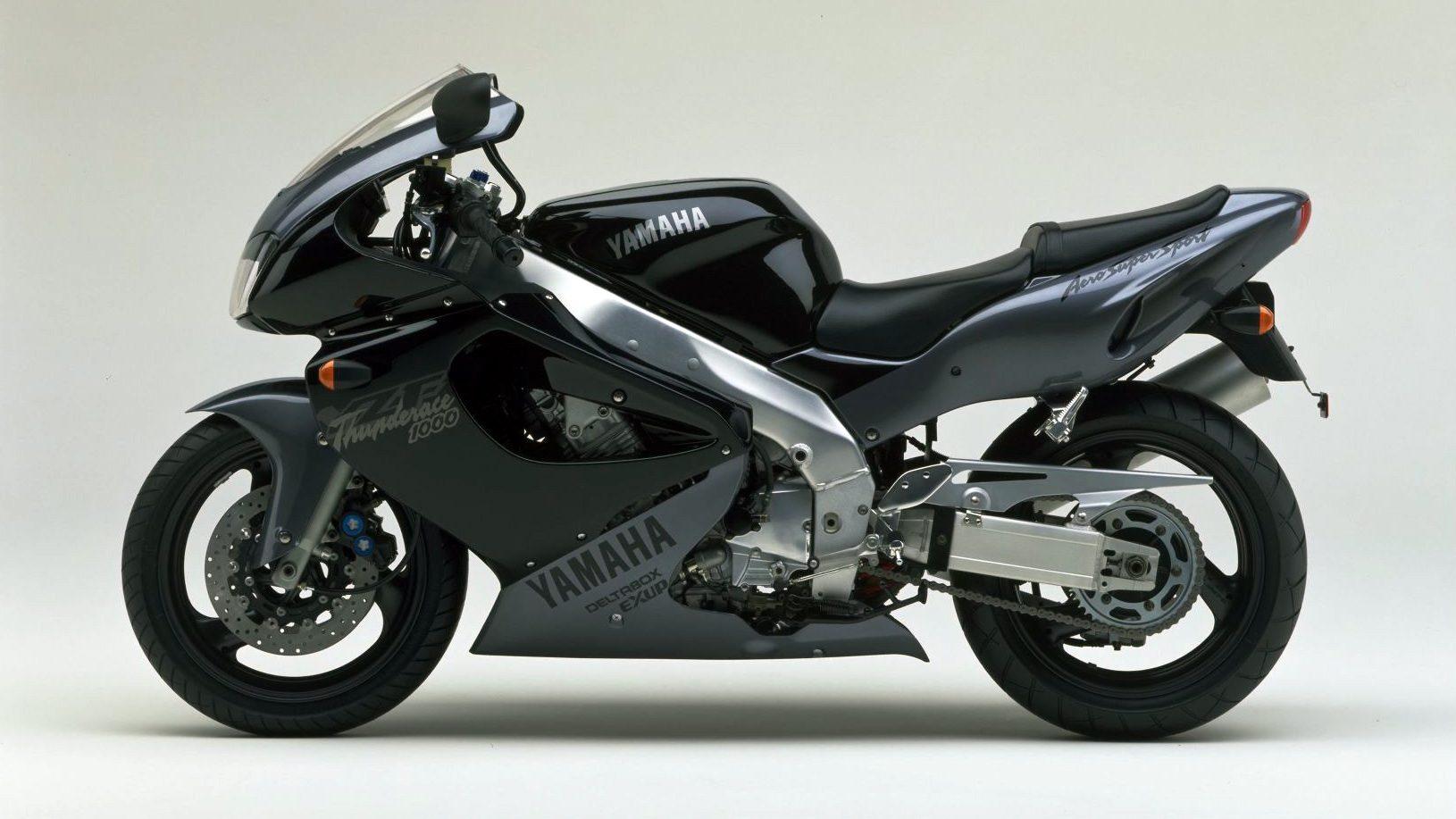 Yamaha YZF 1000R Thunderace 4
