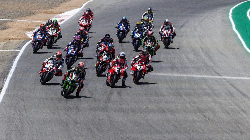 Horarios para la ronda de Superbikes en Portimao 2019