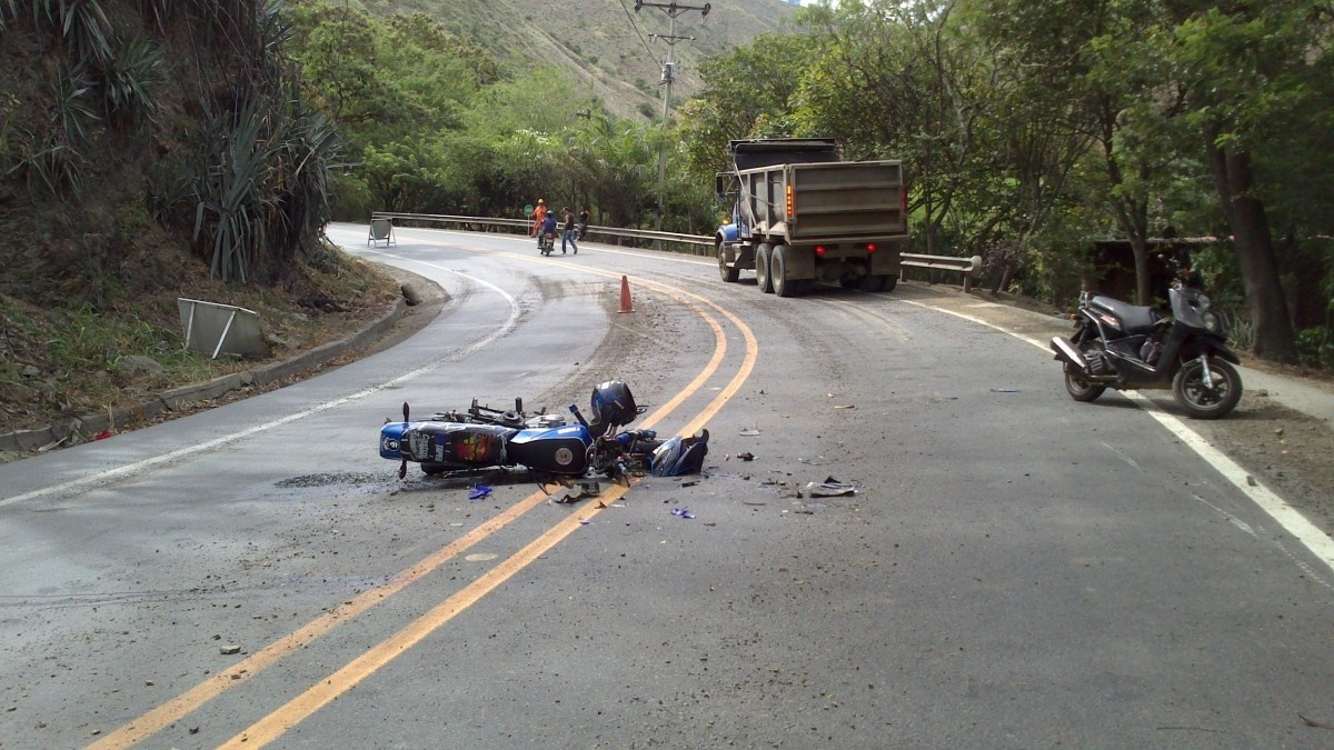 El fallo en la memoria que pone en peligro a los motoristas