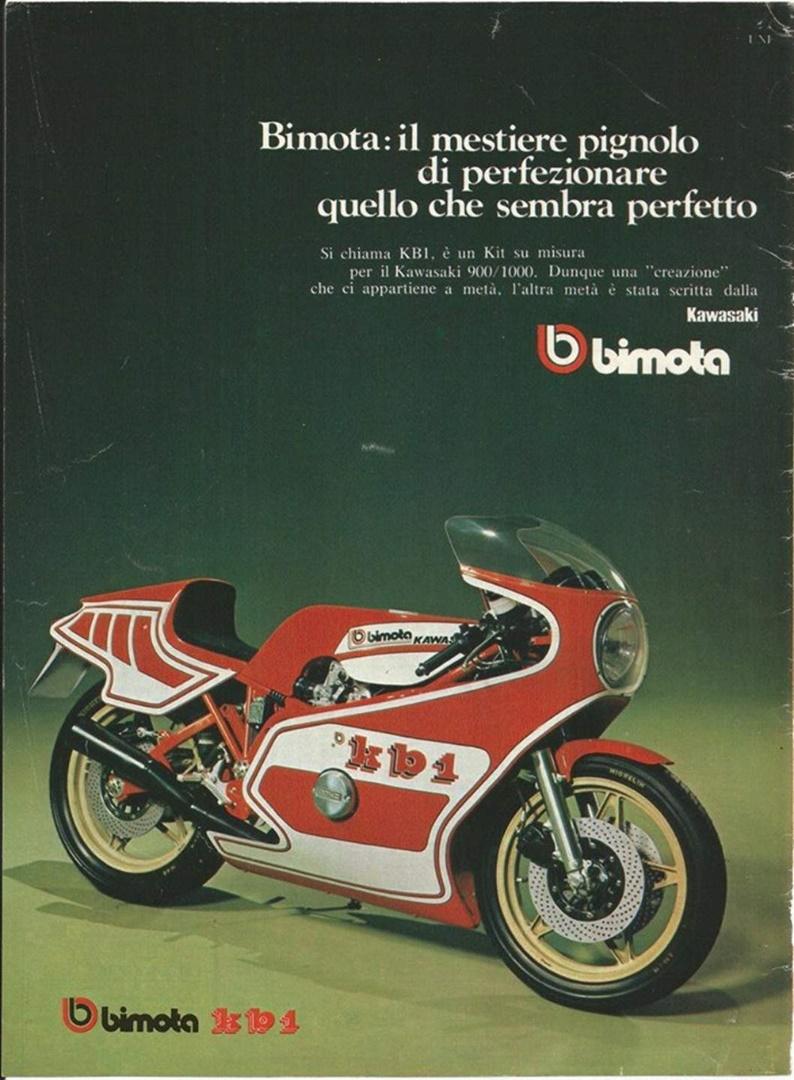 Bimota KB1 1978
