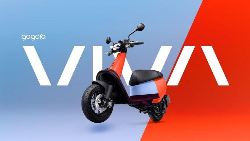 Gogoro Viva, un scooter eléctrico personalizable pensado para la ciudad