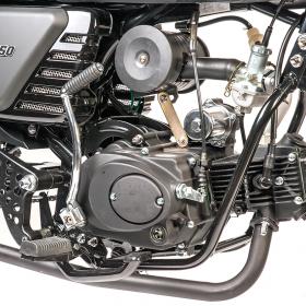 hanway raw 50 cafe motor