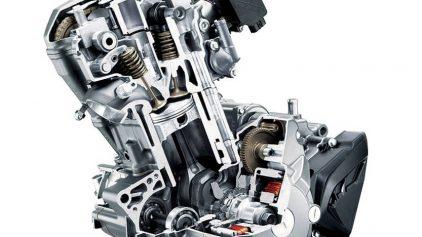 Honda CRF 250 Rally Engine
