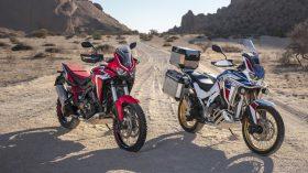 Honda CRF1100L Africa Twin y CRF1100L Africa Twin Adventure Sports