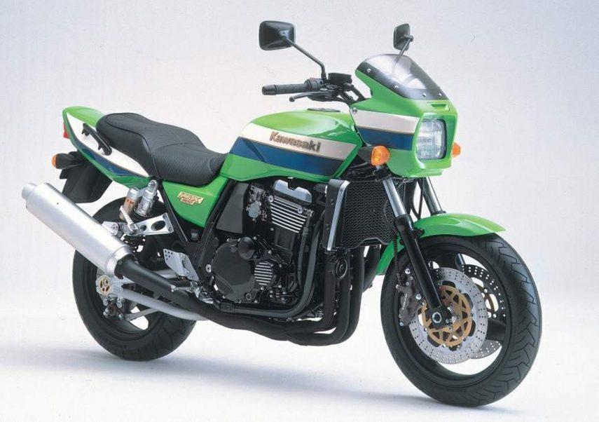 Moto del día: Kawasaki ZRX 1100