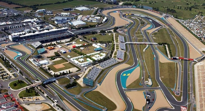 Magny Cours Circuit France