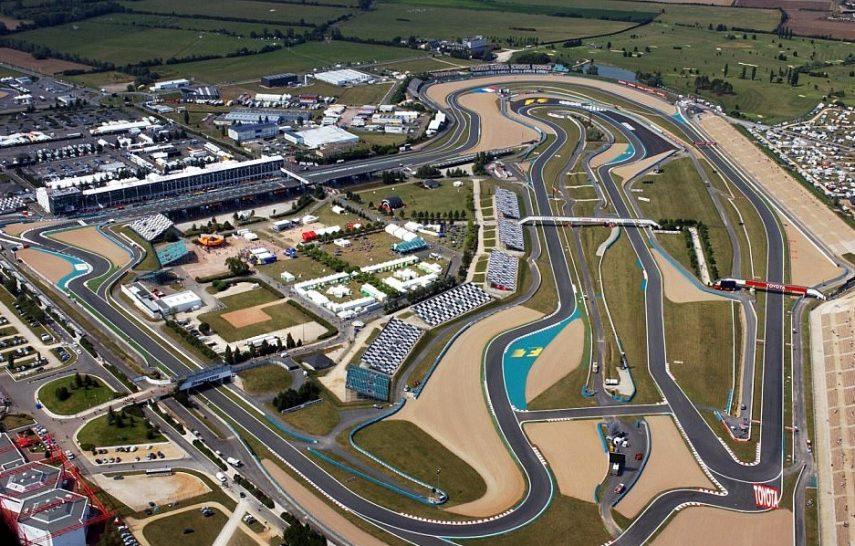Horarios para la ronda de Superbikes en Magny-Cours 2019