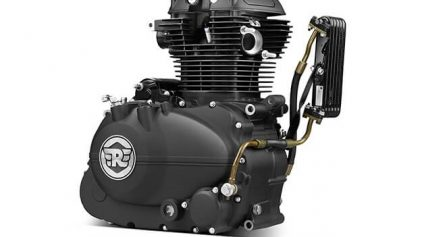 royal enfield himala engine