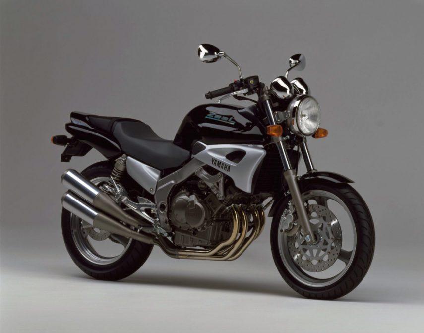 Moto del día: Yamaha FZX 250 Zeal