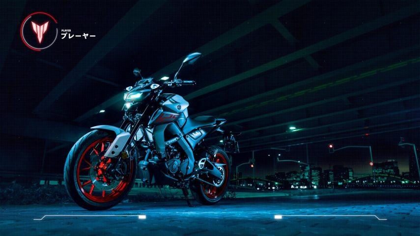 Yamaha MT-125 2020: la pequeña de la familia se renueva por completo