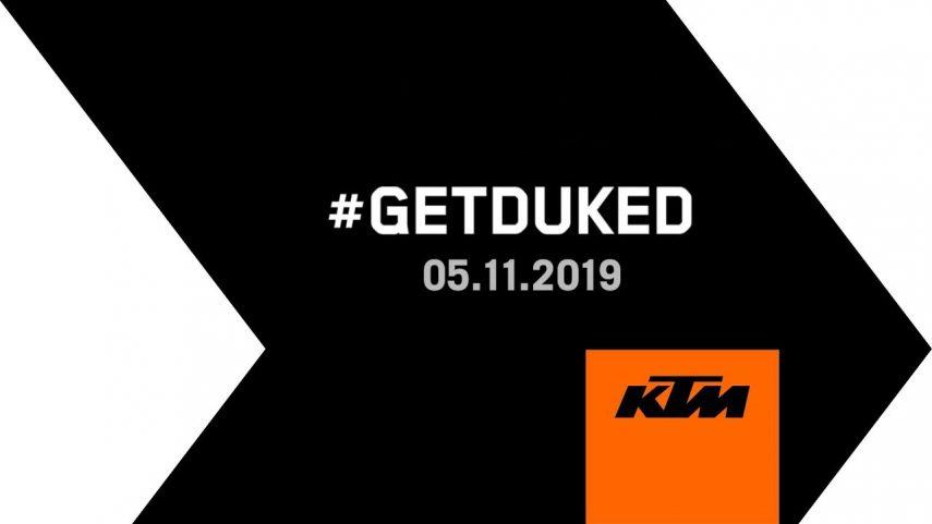 KTM muestra el segundo anticipo de su KTM 1290 Super Duke R 2020