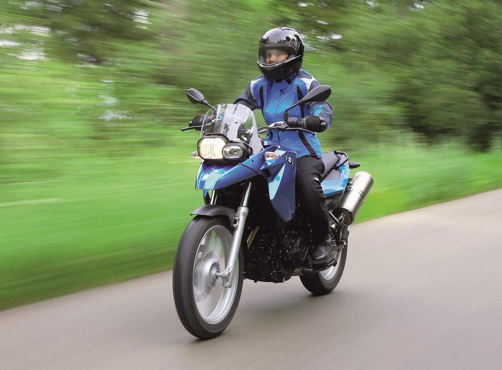 Moto del día: BMW F 650 GS bicilíndrica