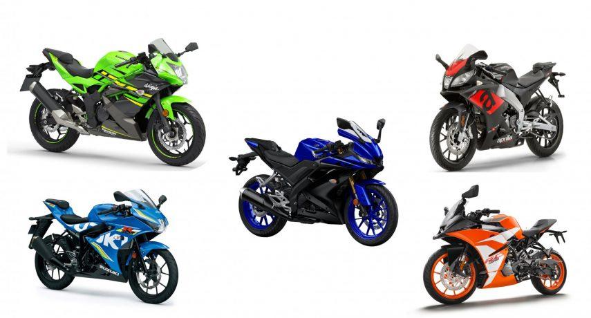 ¿Cuál es la mejor moto deportiva de 125?