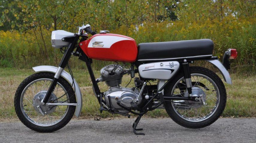 Moto del día: Ducati Monza Junior 160
