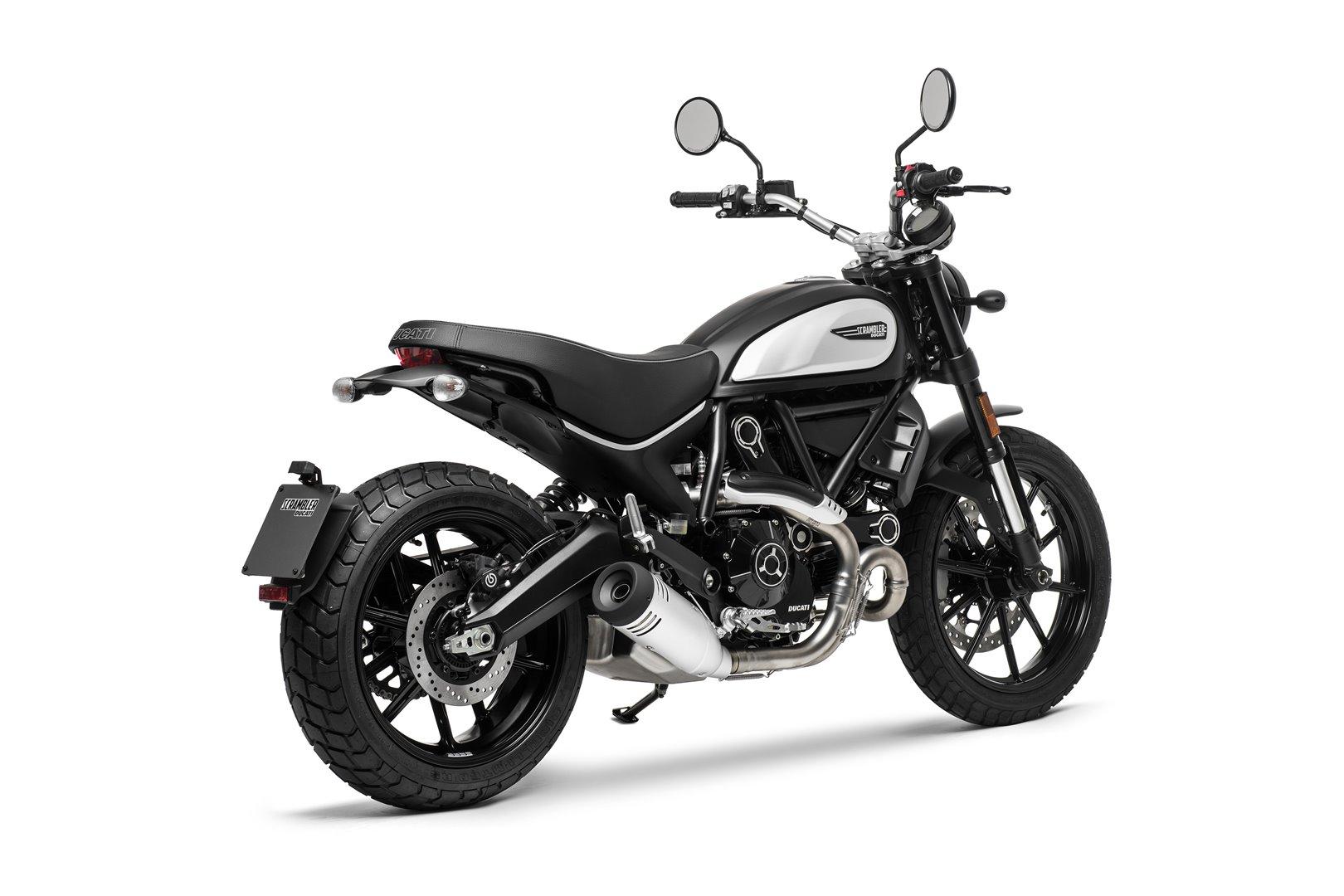 Ducati Scrambler Icon Dark 202006