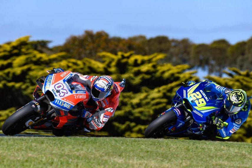 Horarios para el Gran Premio de Australia de MotoGP 2019