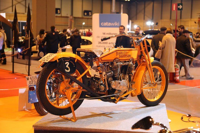 Retromóvil Madrid abre su concurso de elegancia a las motos