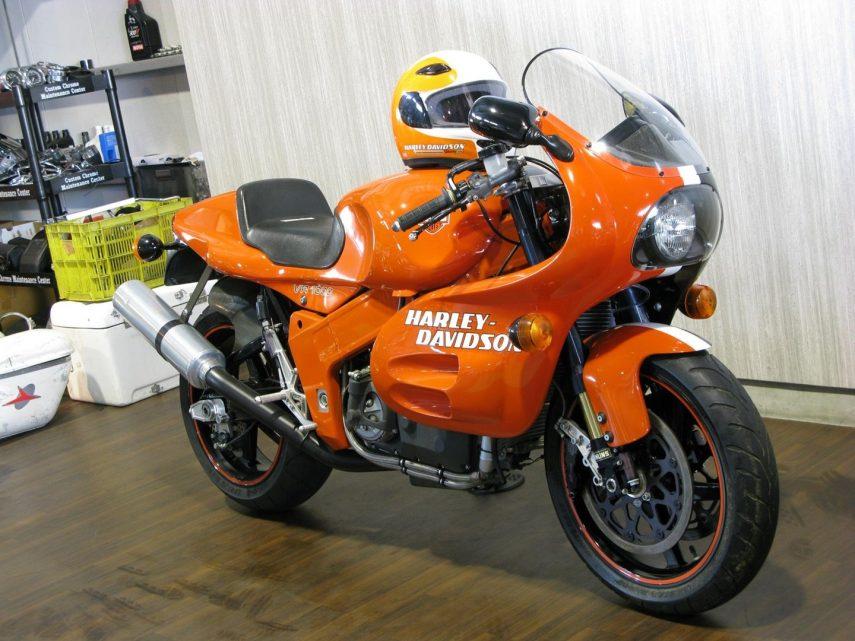 Moto del día: Harley-Davidson VR 1000
