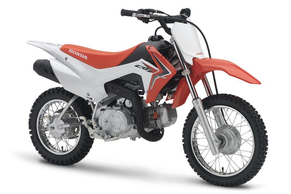 Moto del día: Honda CRF 110