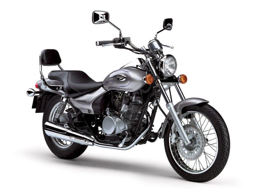 Moto del día: Kawasaki Eliminator 125